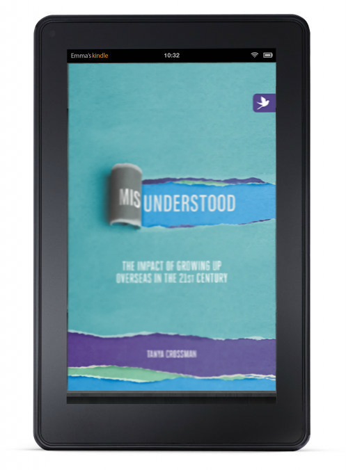 Misunderstood on Kindle